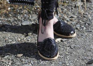 Zapatos TataMana negros