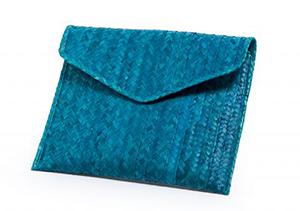 Cartera Palma Azul