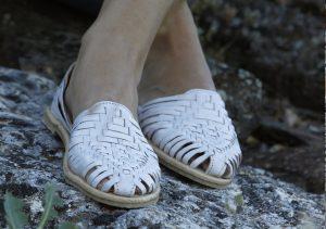 Zapatos TataMana blancos