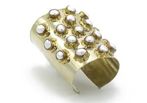 Brazalete perlas