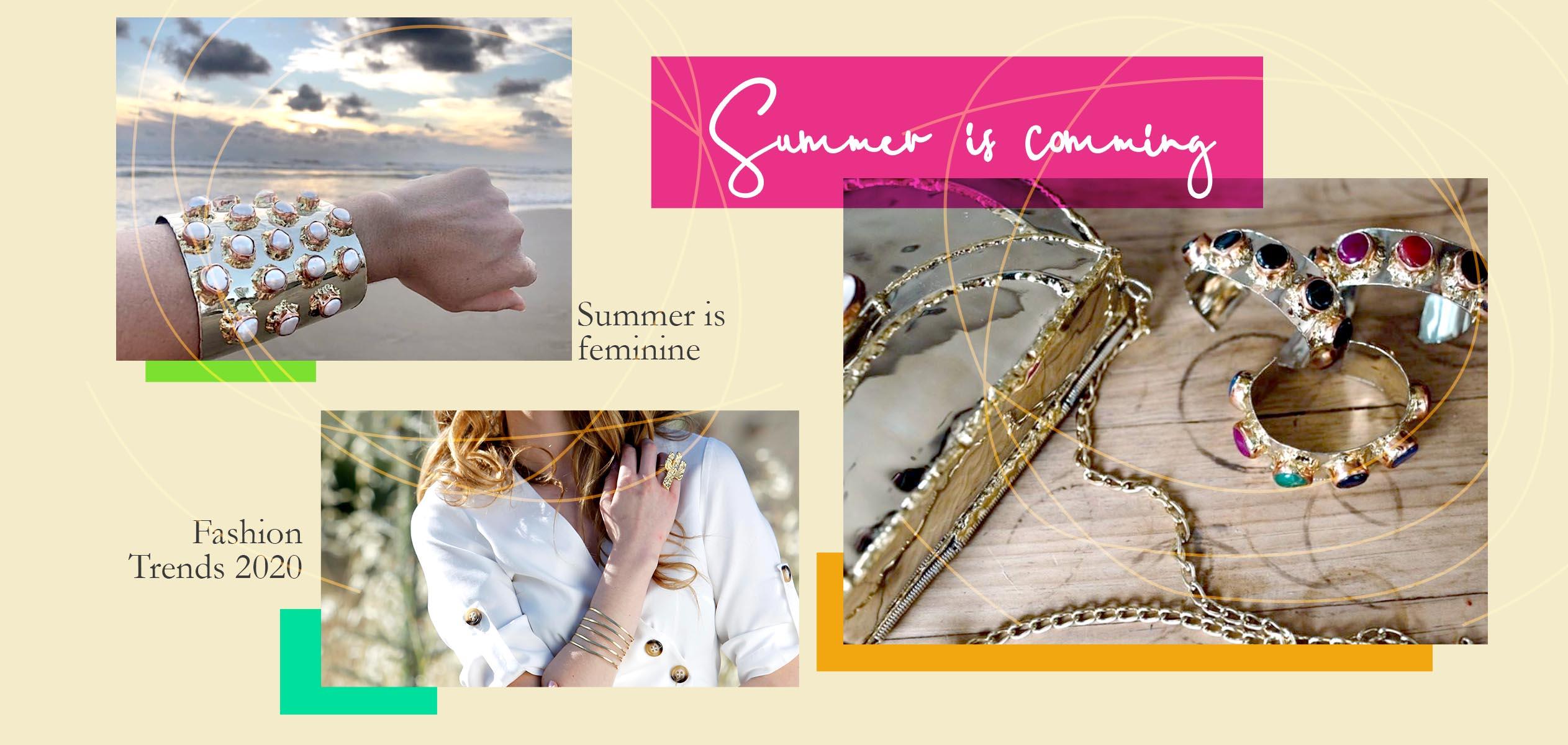verano 2020, summer, complementos de verano, joyas,