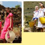 Vestidos bonitos y artesanales para mamá: Moda sostenible para este verano 2021 e hija