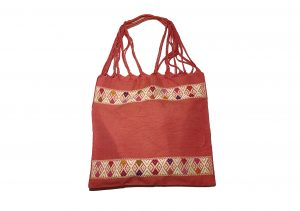Bolso Margarita Color Coral