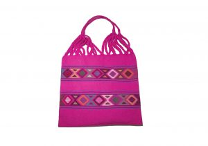 Bolso Margarita Color Fucsia